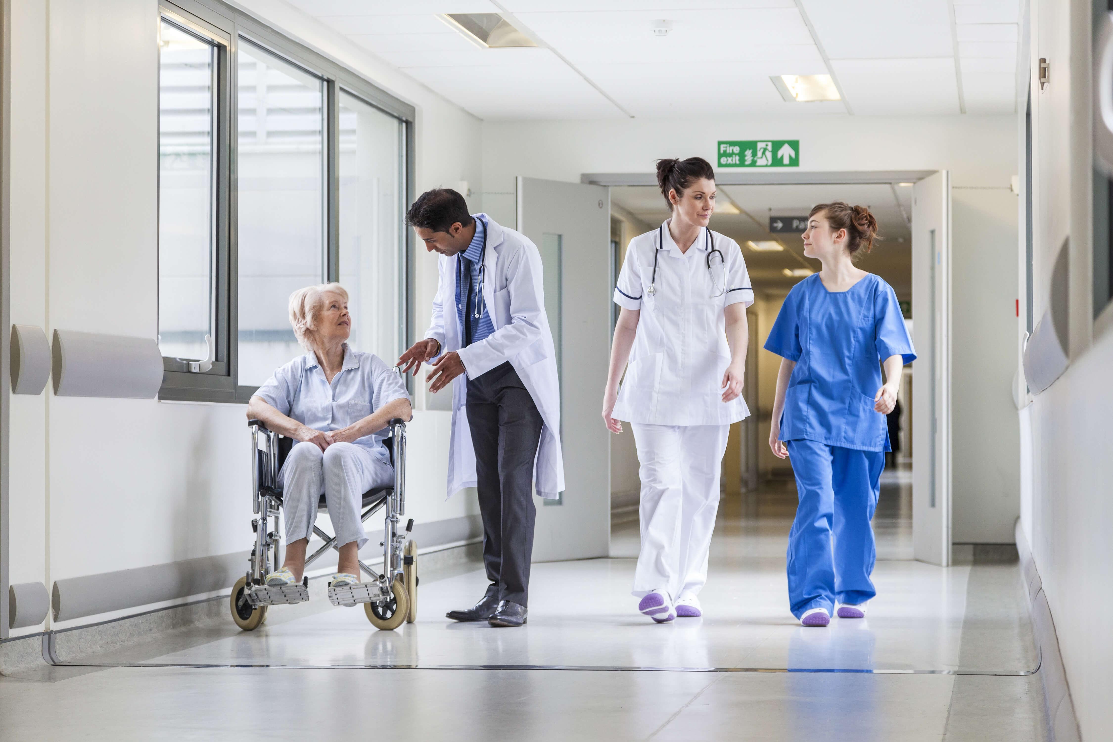 Engajamento do cliente para a área de saúde
