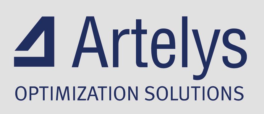 Logotipo da Artelys
