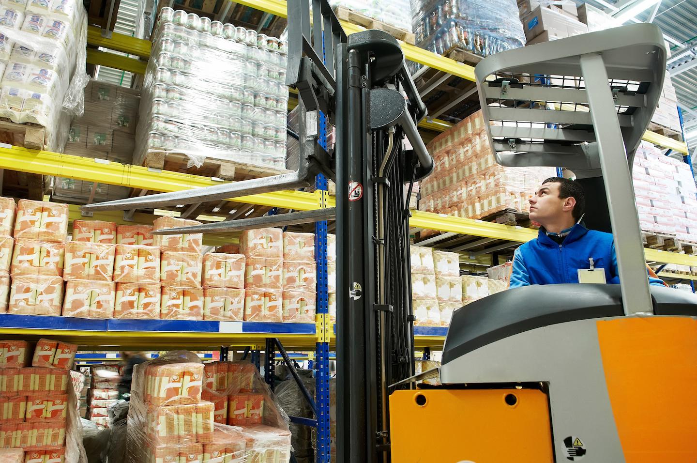 Optimierung von Logistik und Lieferkette