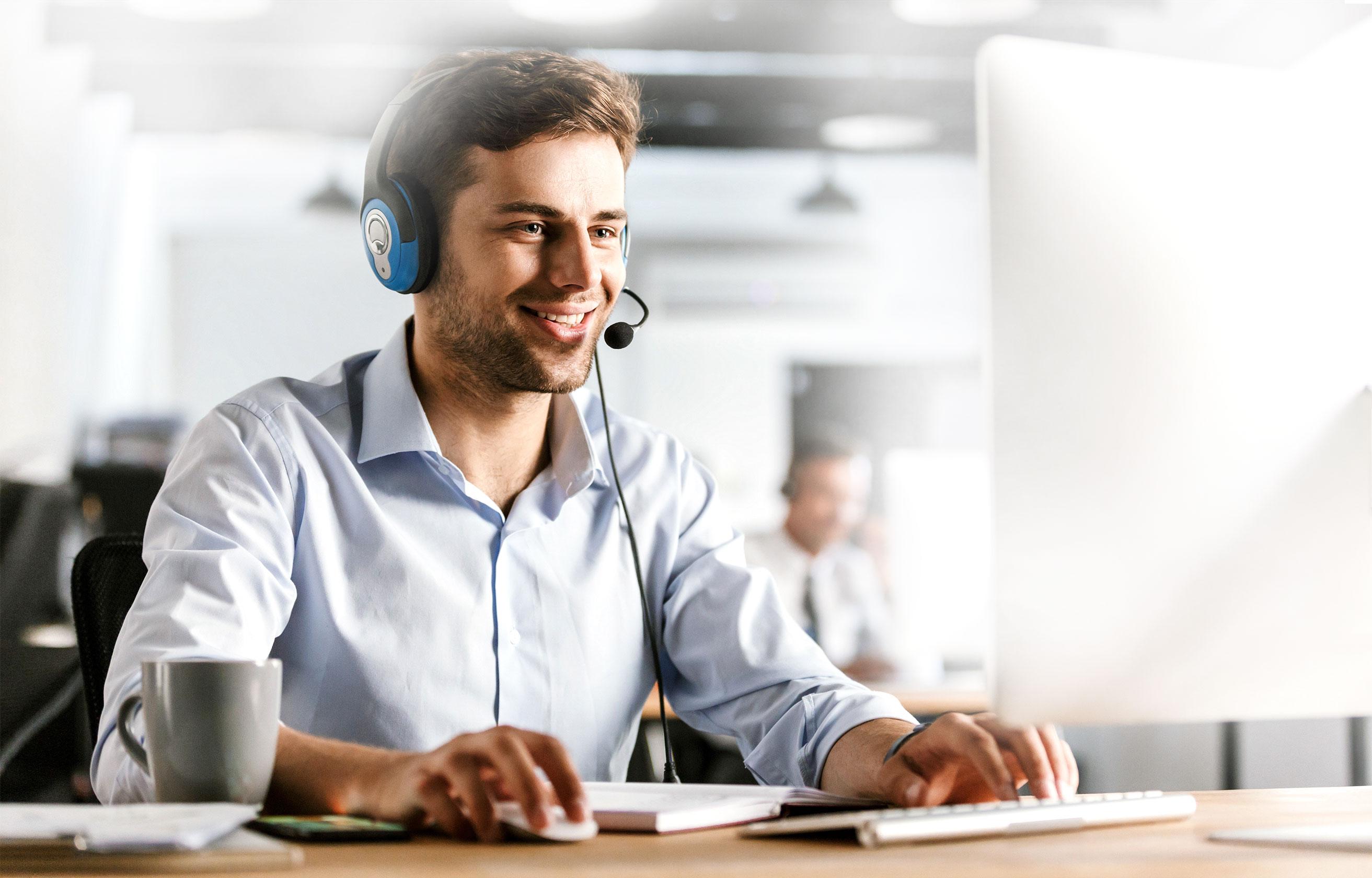 A Trustmark melhora a experiência do cliente e o moral dos funcionários