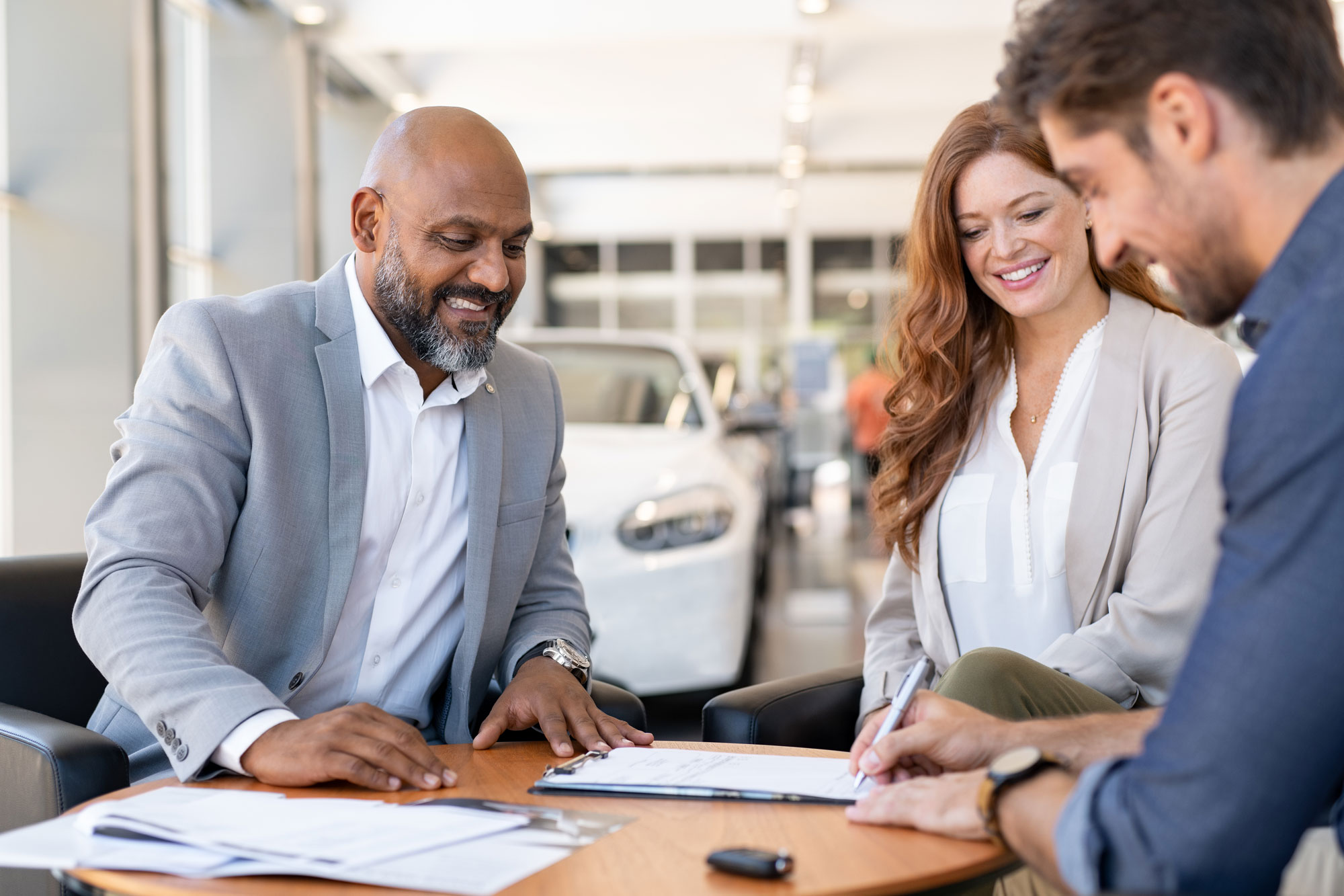 Auto financer safely accelerates credit decisions