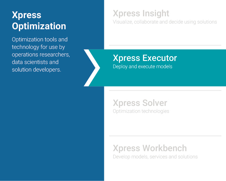 FICO® Xpress Executor