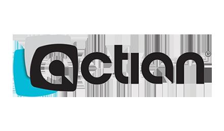 Logotipo da Actian