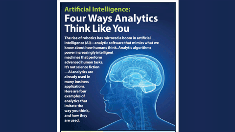 Infographic: Artificial Intelligence