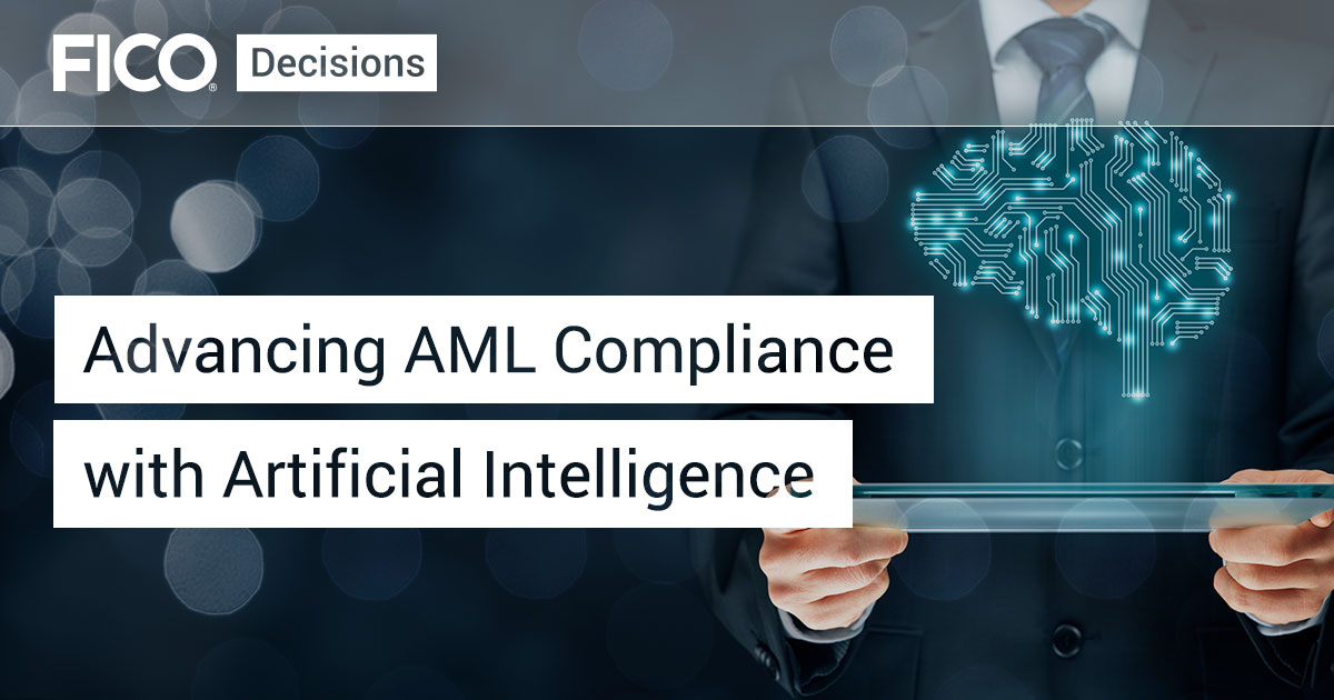 Advancing AML Compliance with Artificial Intelligence Executive Brief