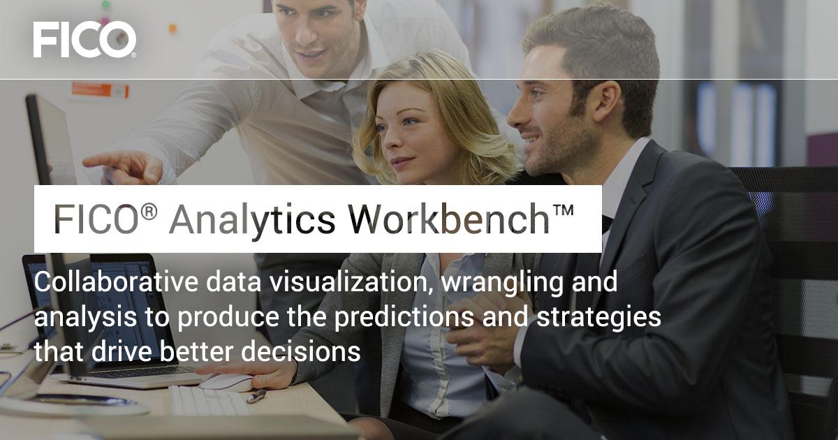 FICO® Analytics Workbench™