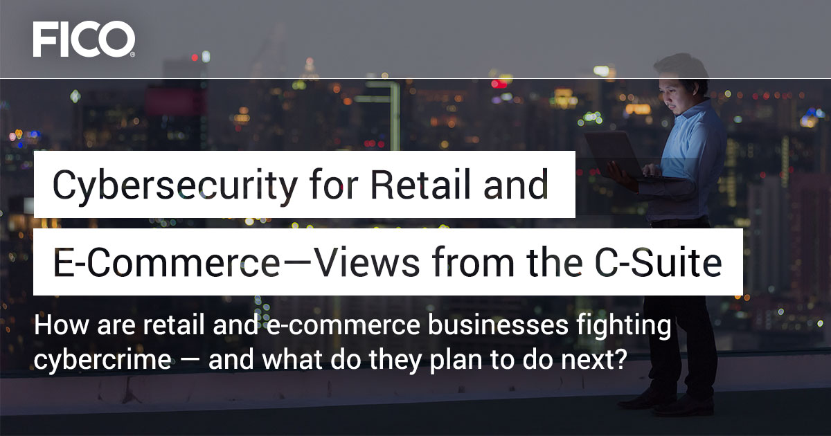 Cybersecurity for Retail and E-Commerce—Views from the C-Suite