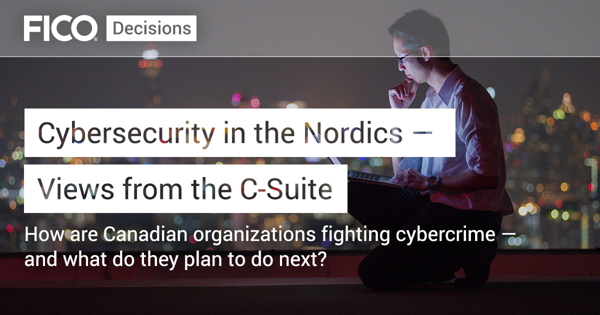 Cybersecurity in the Nordics — Views from the C-Suite