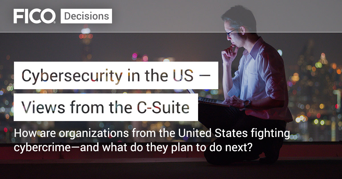 Cybersecurity in the US — Views from the C-Suite