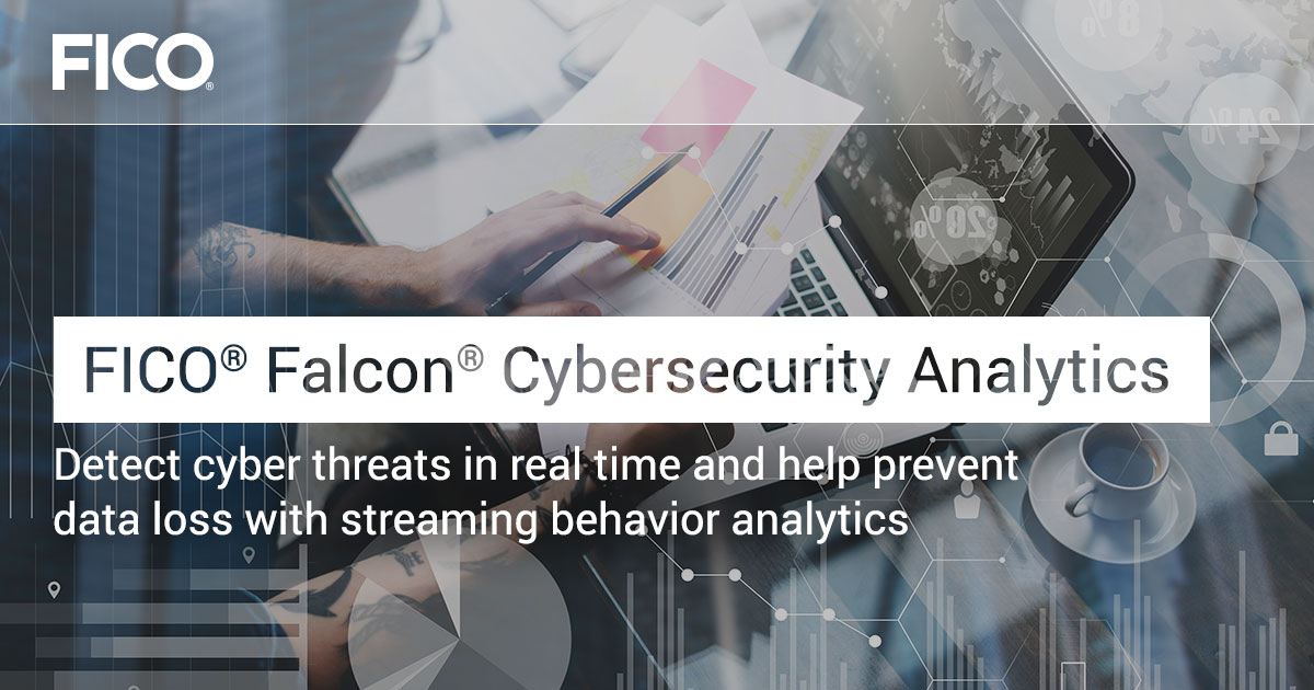 FICO® Falcon® Cybersecurity Analytics