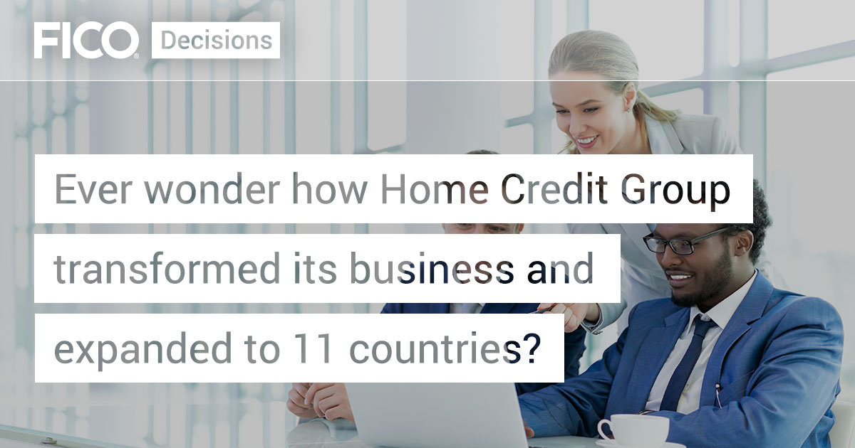 Ever wonder how Home Credit Group transformed its business and expanded to 11 countries?