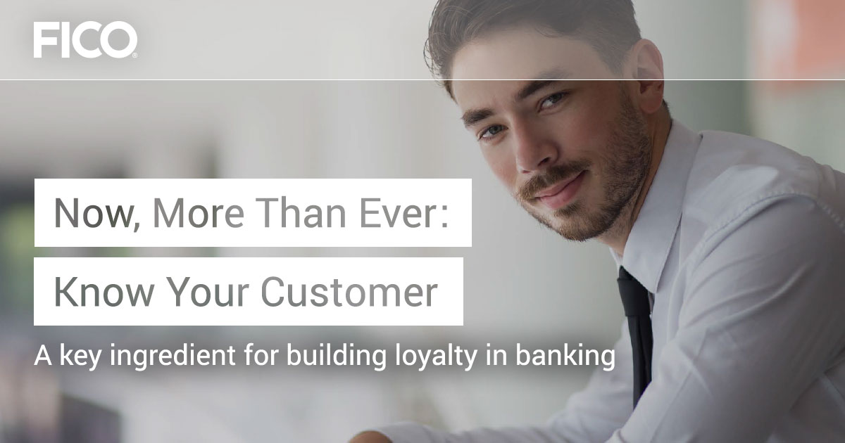Know Your Customer: A key ingredient for building loyalty in banking