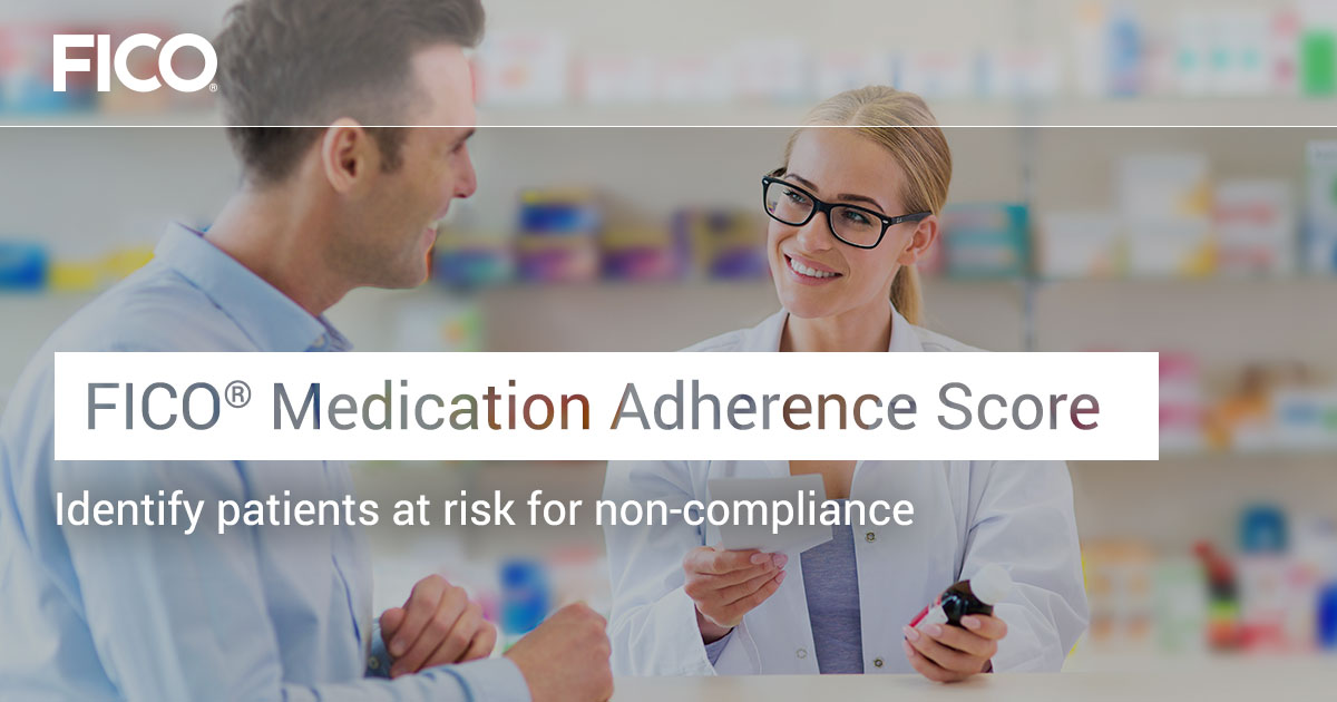 FICO® Medication Adherence Score