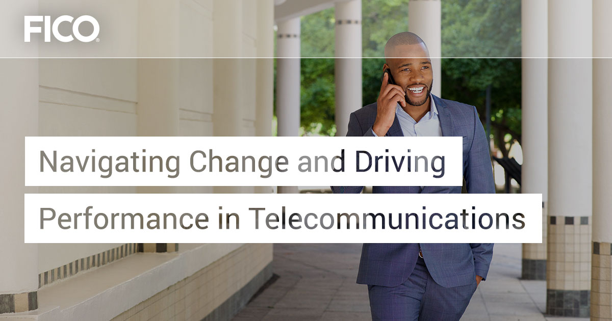 Navigating Change and Driving Performance in Telecommunications