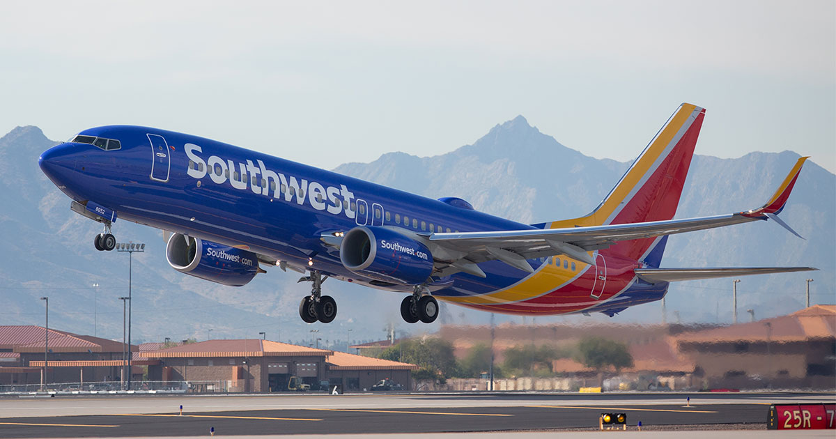 Southwest Airlines ranked #1 in customer satisfaction while staying consistently profitable