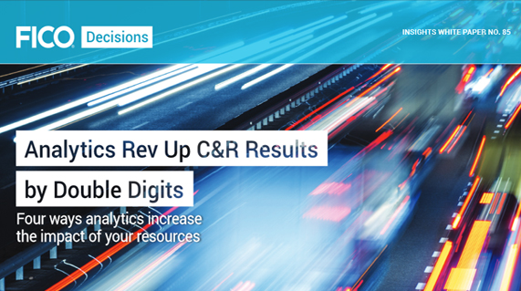 Analytics Rev Up C&R Results
