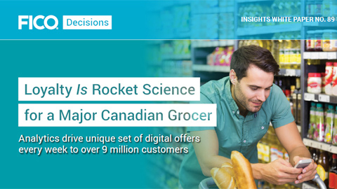 Loyalty Is Rocket Science for a Major Canadian Grocer