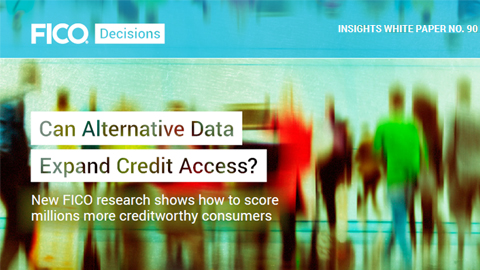 Can Alternative Data Expand Credit Access?