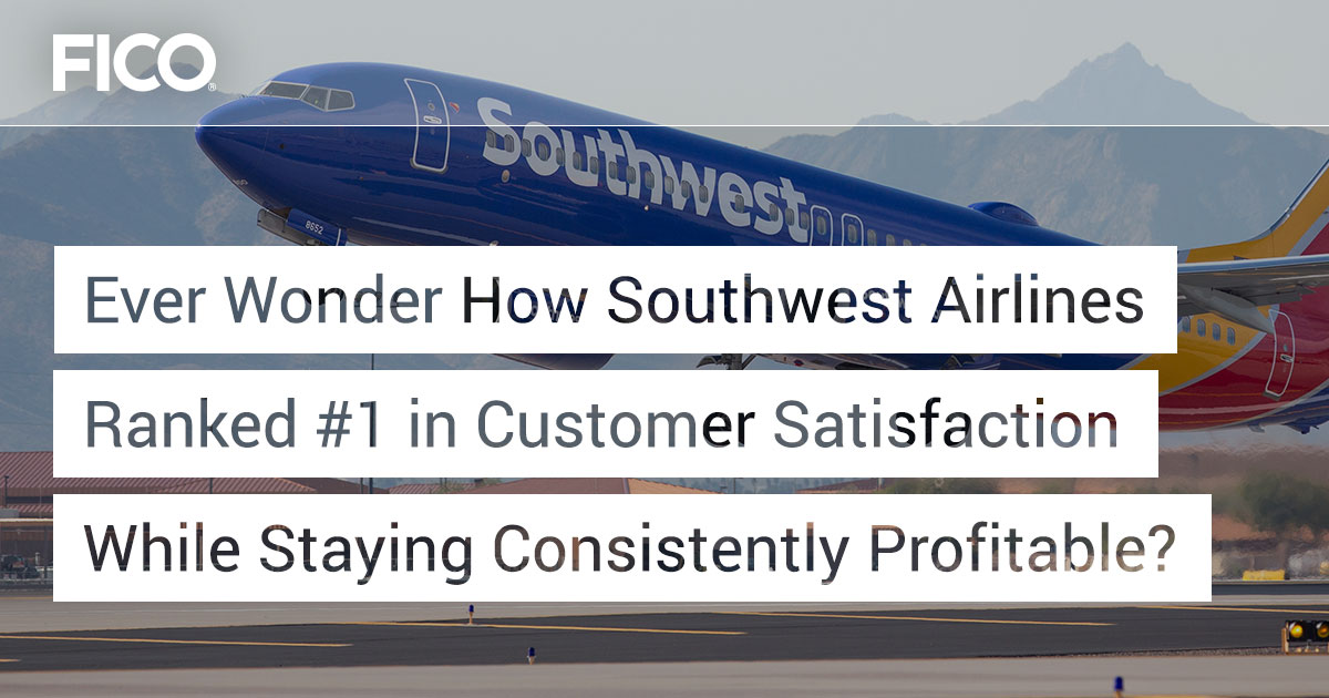 Ever Wonder How Southwest Airlines ranked #1 in customer satisfaction while staying consistently profitable?