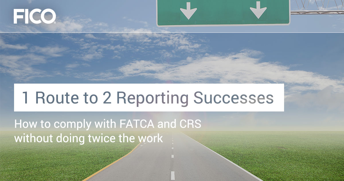 1 Route to 2 Reporting Successes