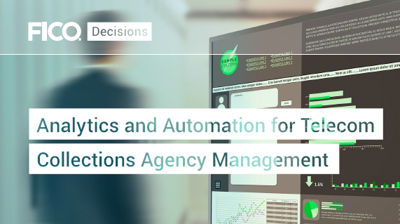 Analytics and Automation for Telecom Collections Agency Management