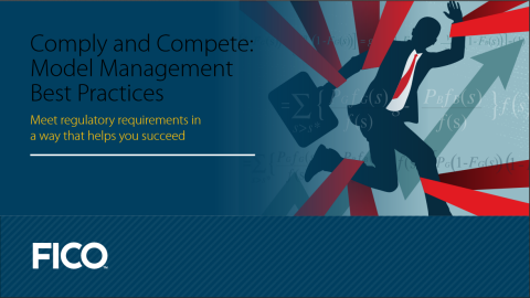 eBook: Comply and Compete: Model Management Best Practices