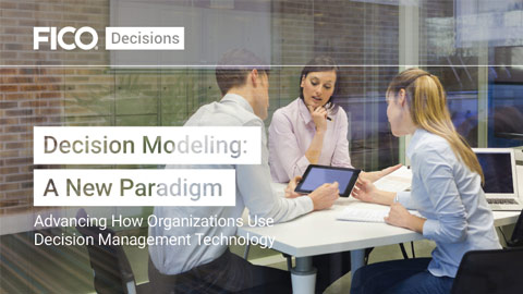 Decision Modeling: A New Paradigm