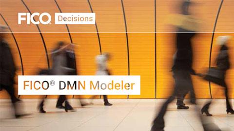 FICO® DMN Modeler