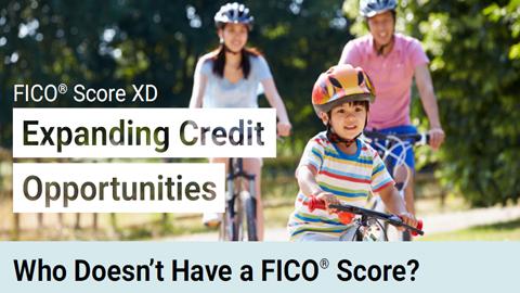 FICO® Score XD