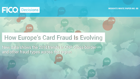How Europe's Card Fraud Is Evolving