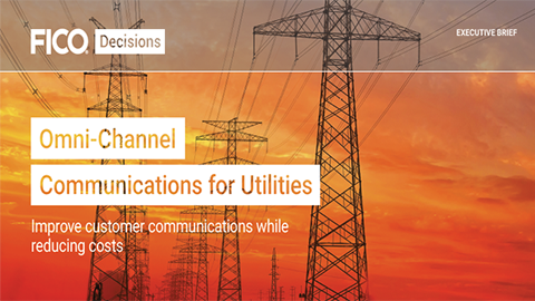 Omni-Channel Communications for Utilities