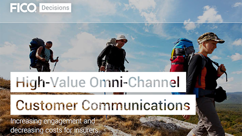 High-Value Omni-Channel Customer Communications