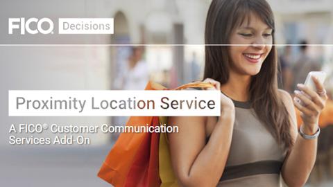 Proximity Location Service