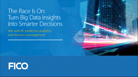 eBook: Turn Big Data Insights into Smarter Decisions