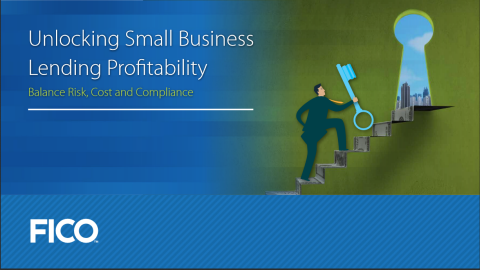 eBook: Unlocking Small Business Lending Profitability