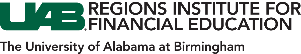UAB Regions Institute for Financial Education