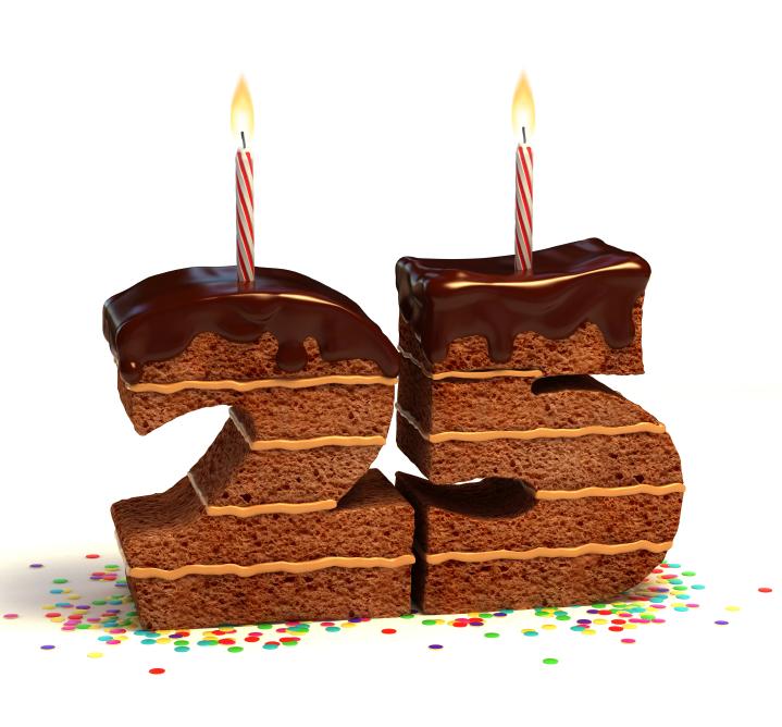 Happy 25th Birthday Fico Score