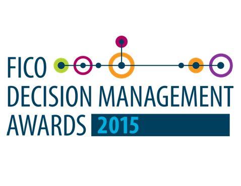 FICO Decision Management Awards logo
