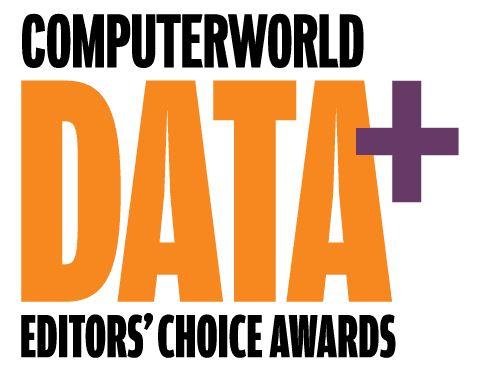 Computerworld Data+ Editor's Choice Awards logo