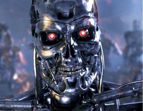 Image from Terminator