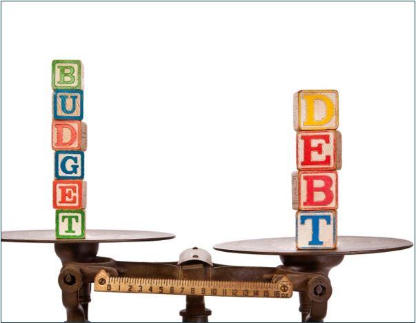Household debt image