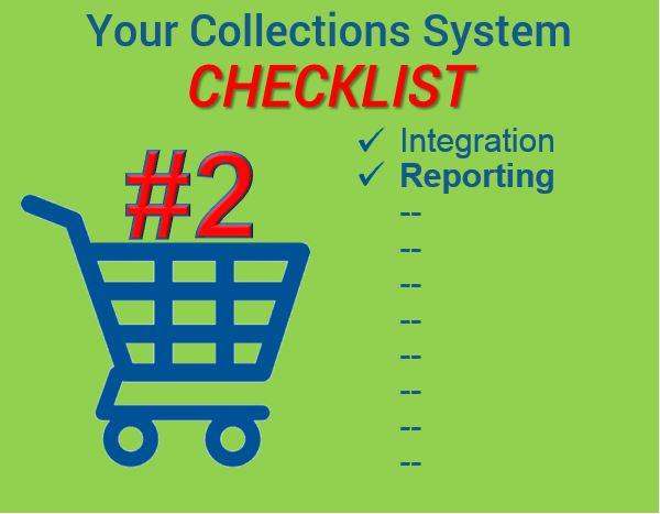 Collectins system shopping basket
