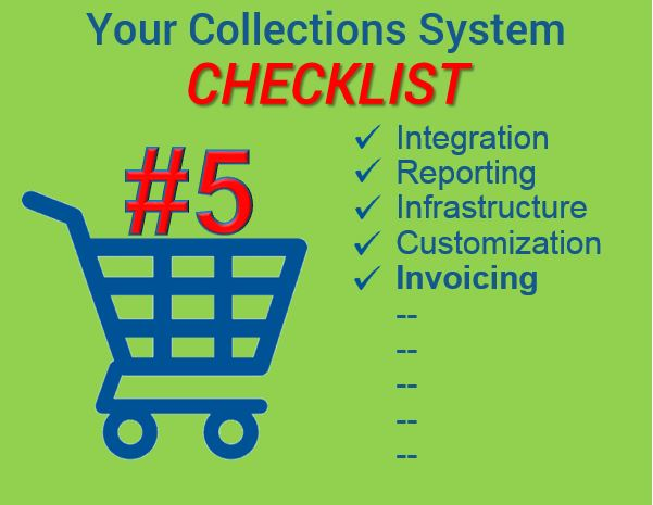 Collections system checklist