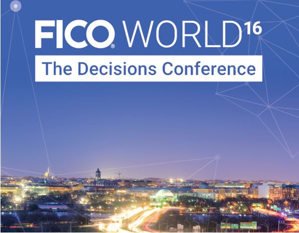 FICO World logo