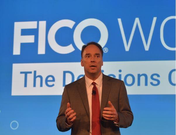 Jim Wehmann at FICO World
