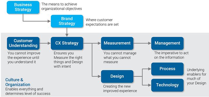 Customer Experience Maturity Path