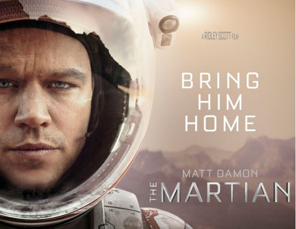 Martian We're Going to Science the $#!& out of AML