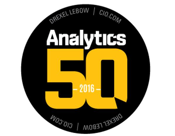 Analytics 50 FICO Blogger Scott Zoldi Named to Analytics 50