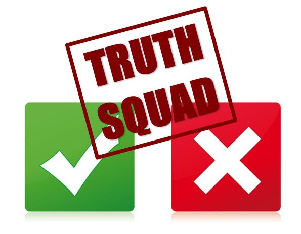 Truth Squad logo