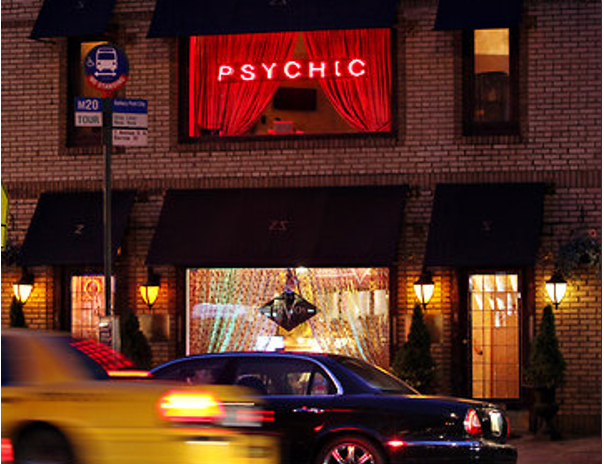 Psychic office